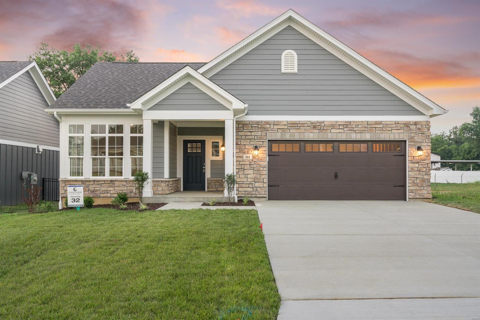 111 Lilac Blossom Property Photo - Cottleville, MO real estate listing