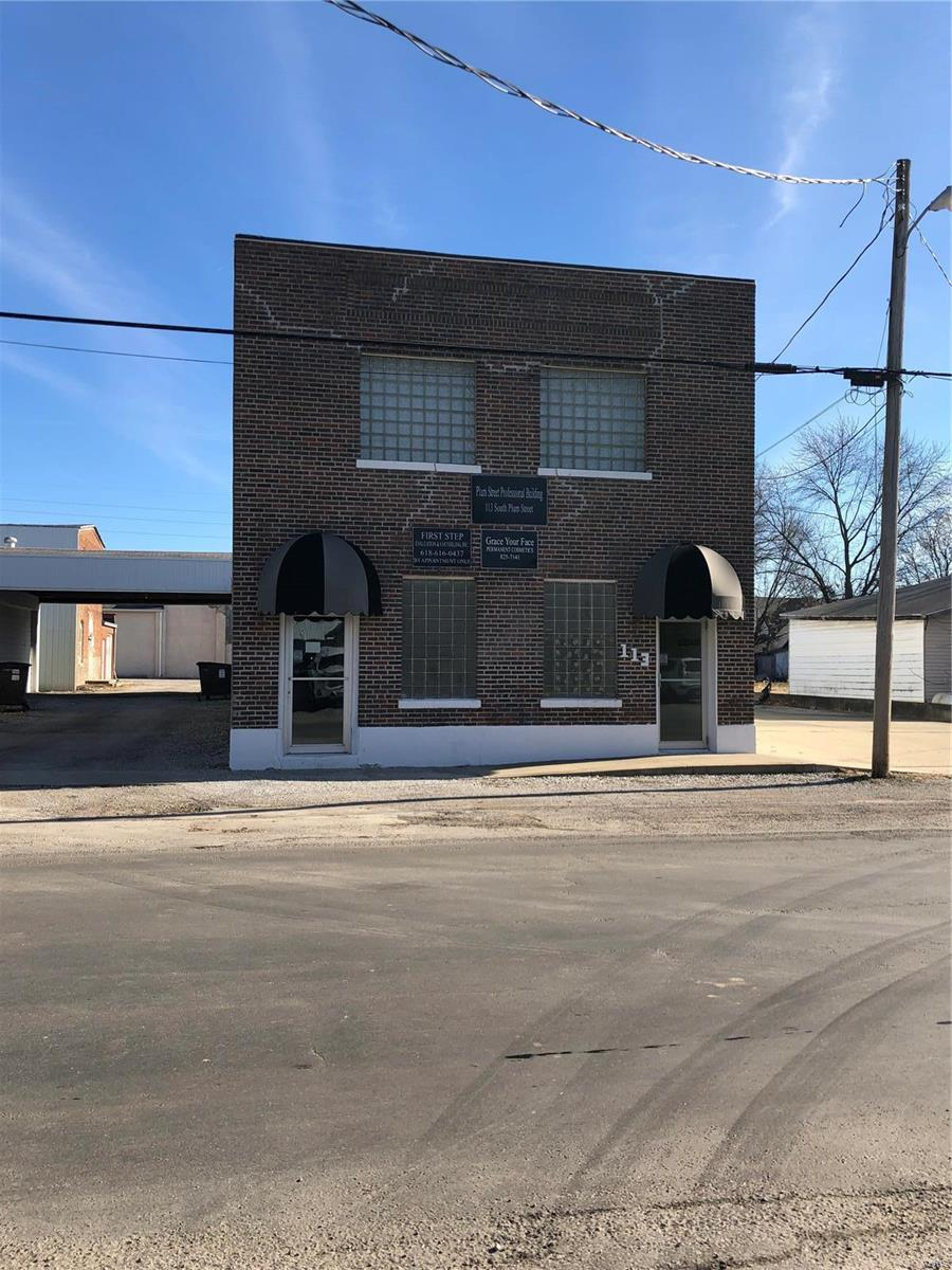 113 Plum S Property Photo - Carlinville, IL real estate listing