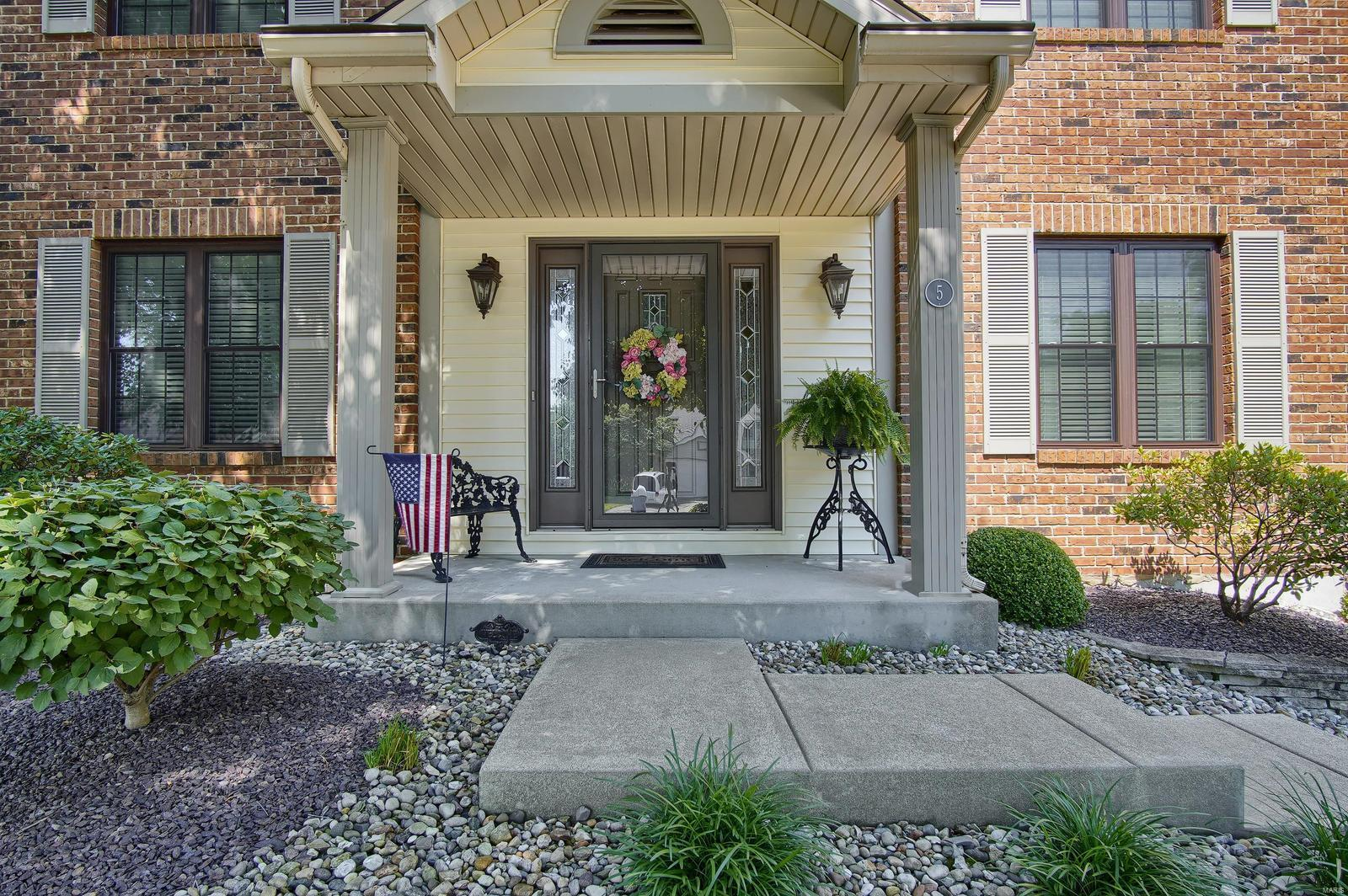 5 DRIFTWOOD Lane Property Photo - Collinsville, IL real estate listing