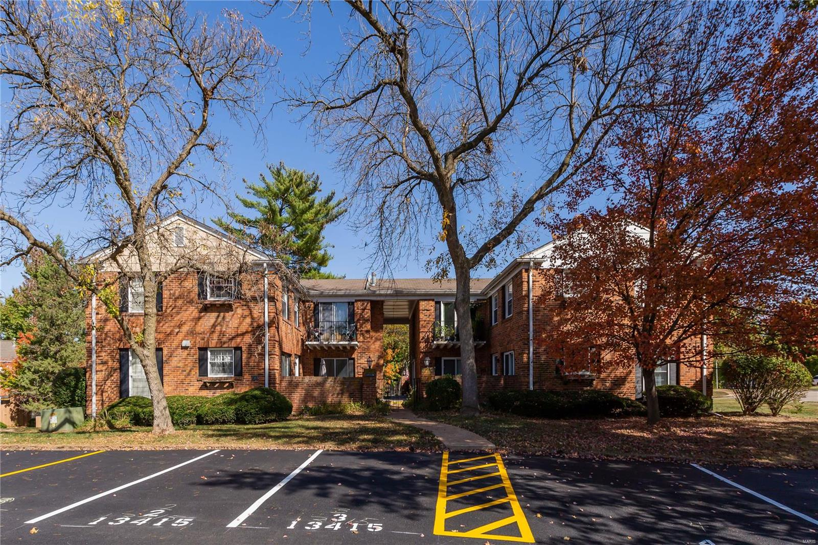 13415 Land O Woods Drive #7 Property Photo - Chesterfield, MO real estate listing