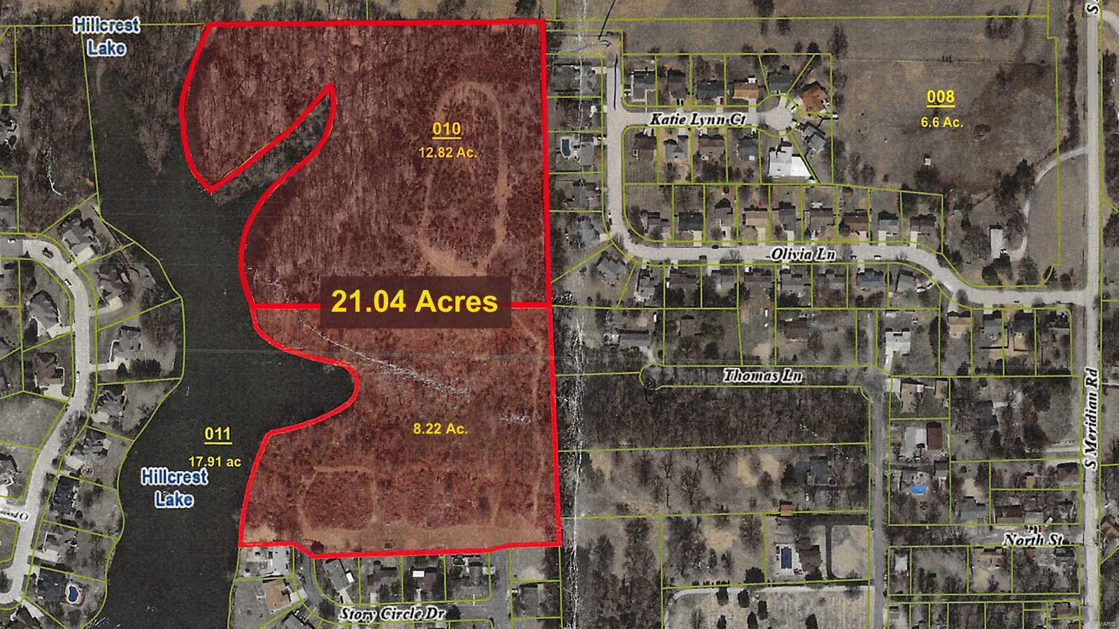 0 N Meridian Road Property Photo - Glen Carbon, IL real estate listing