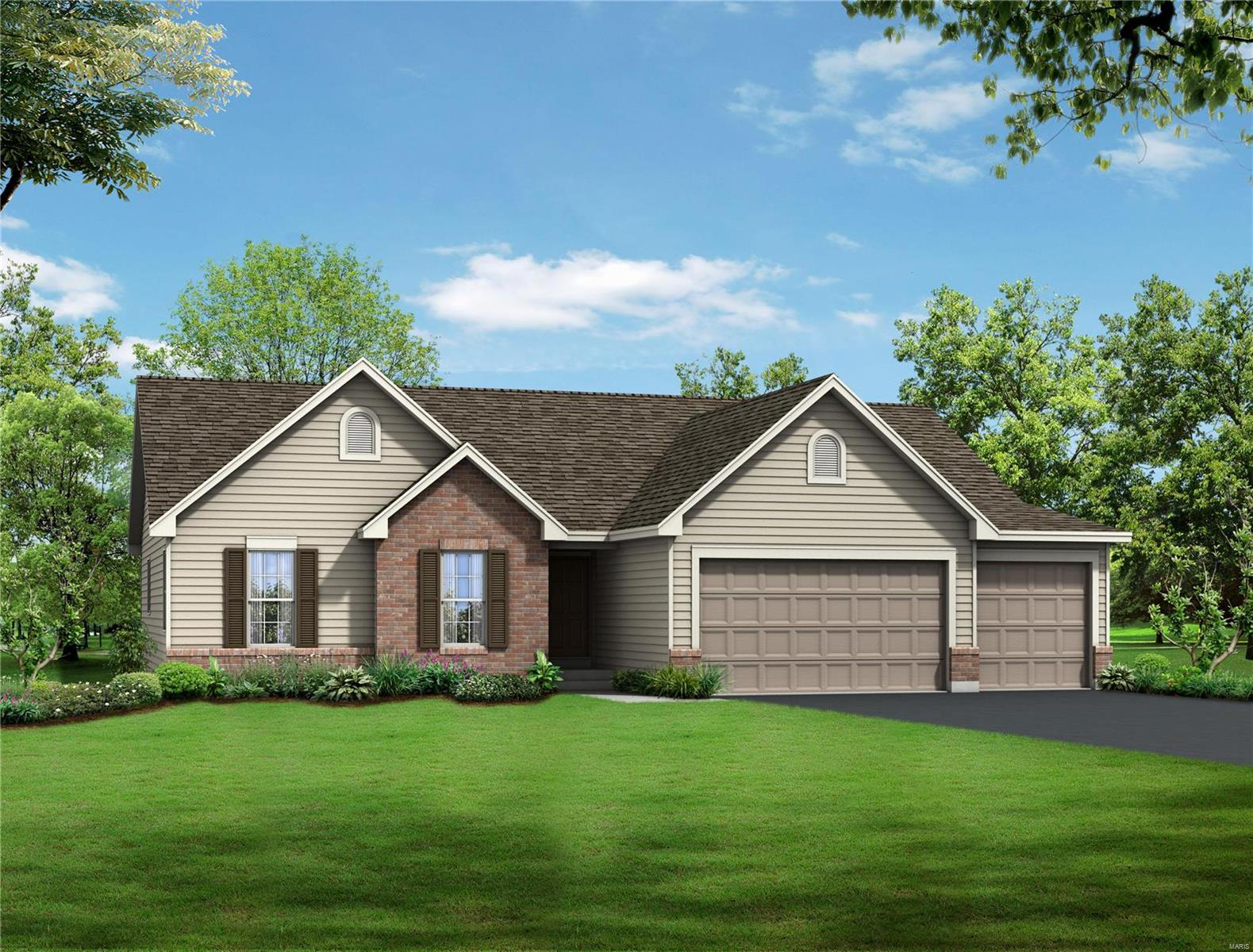 2 Westlake/ Stratford Model Property Photo - Pacific, MO real estate listing