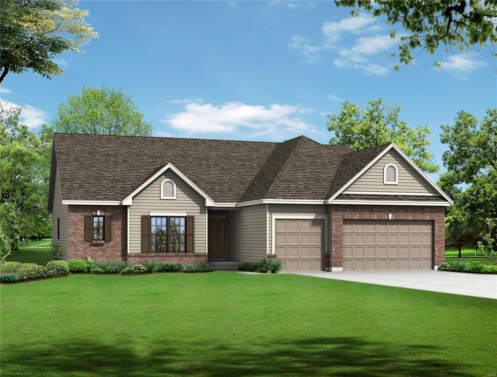 2 Westlake / Brookfield Model Property Photo - Pacific, MO real estate listing