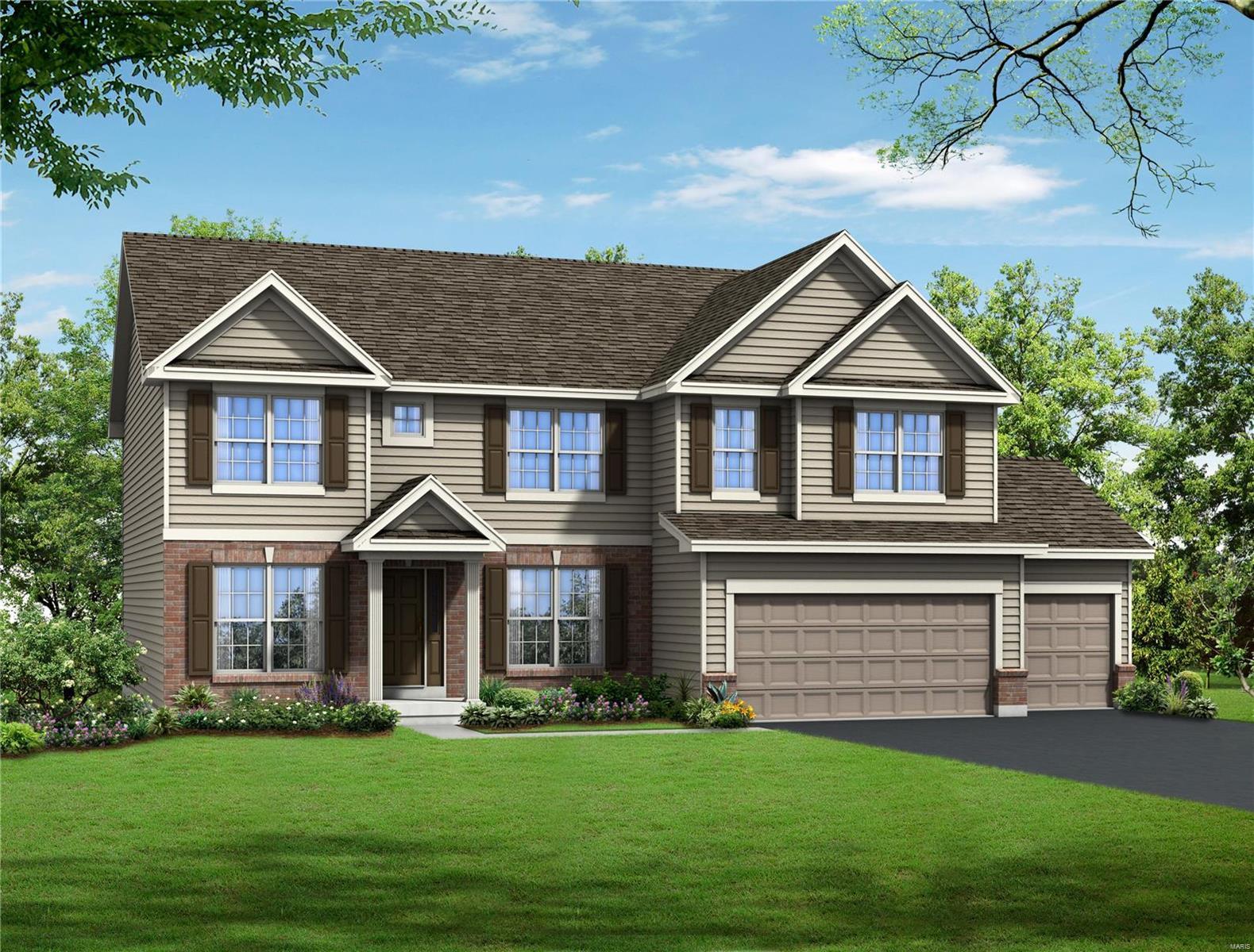 2 Westlake / Westhampton Model Property Photo - Pacific, MO real estate listing