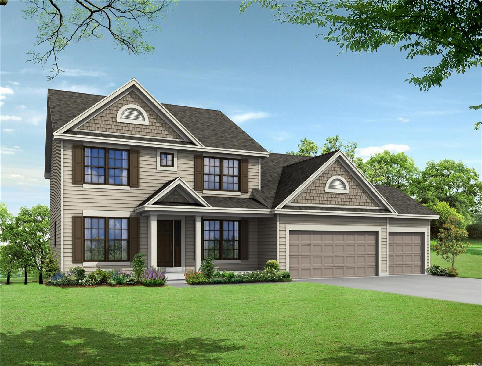2 Westlake / Liberty Model Property Photo - Pacific, MO real estate listing