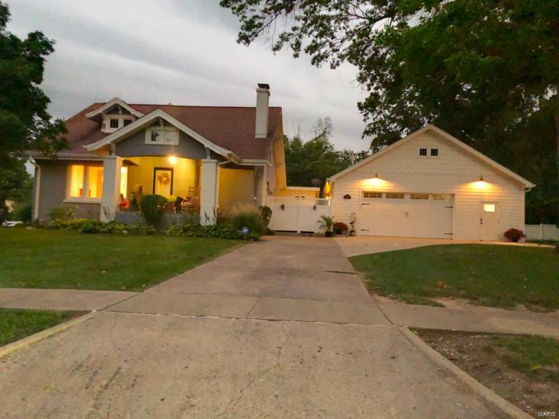 1075 E 1st North Property Photo - Carlinville, IL real estate listing