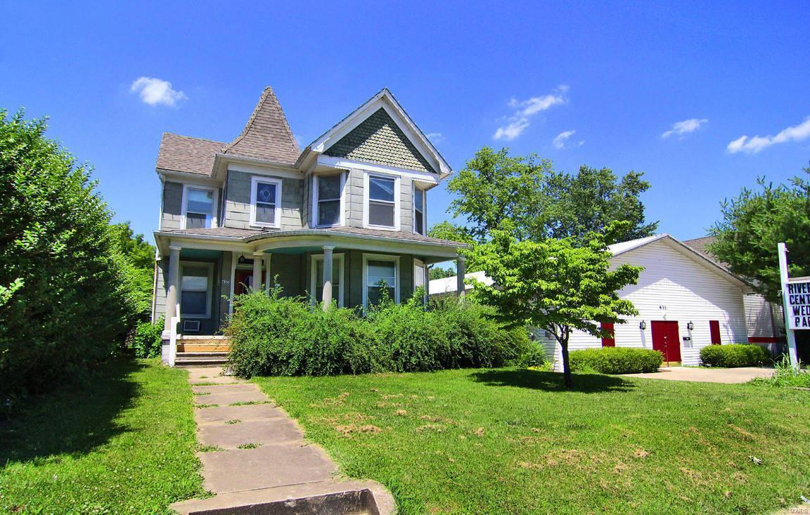 627 S Sprigg Street Property Photo - Cape Girardeau, MO real estate listing