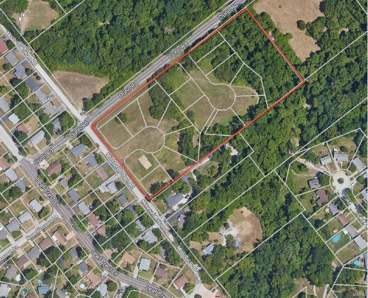 4194 Dunn Road Property Photo - Hazelwood, MO real estate listing