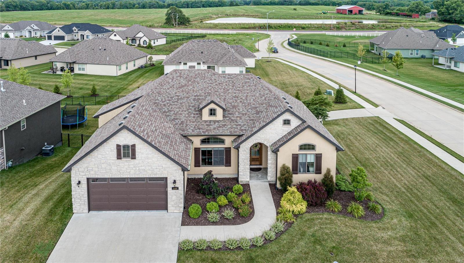 6400 Shallow River Drive Property Photo - Columbia, MO real estate listing