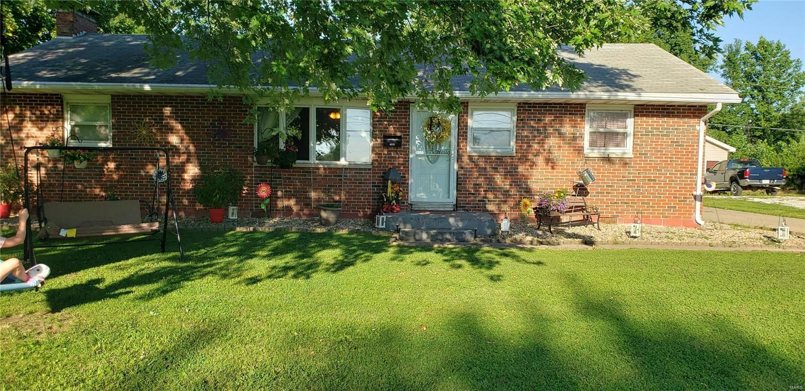 1006 5th Street Property Photo - Carrollton, IL real estate listing