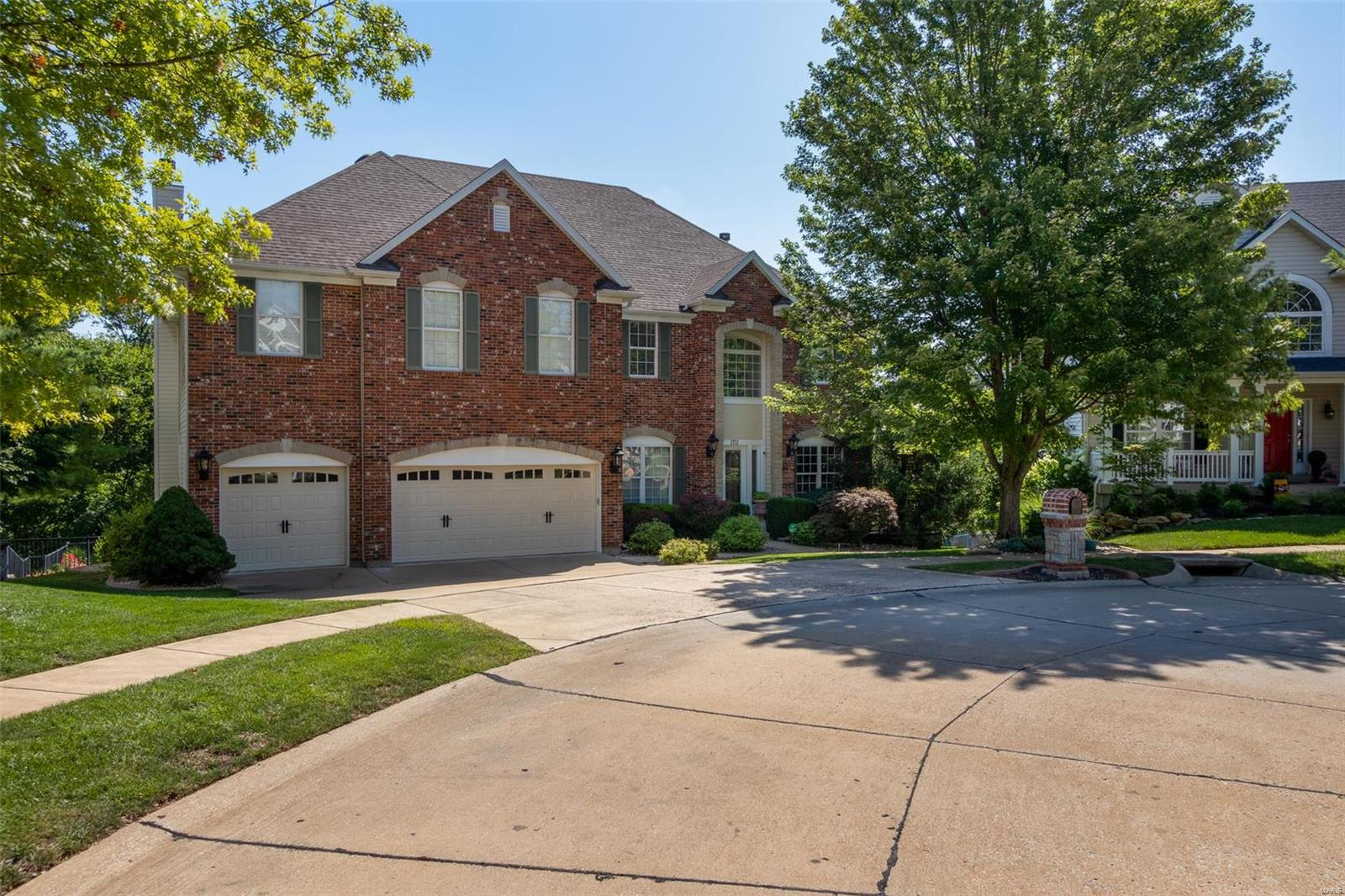 1711 Carman Ridge Property Photo - Ballwin, MO real estate listing