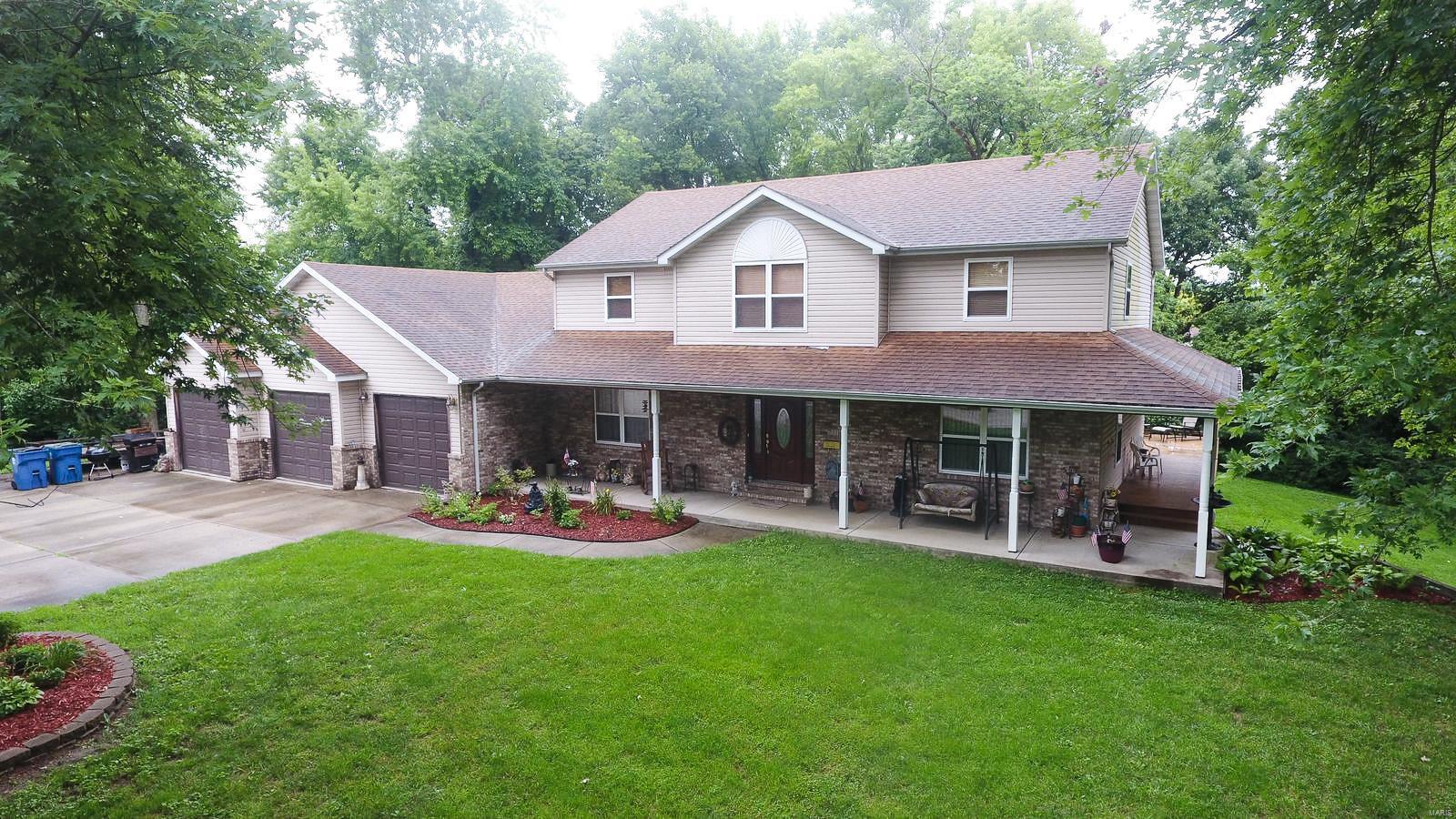 711 Graham Lane Property Photo - Collinsville, IL real estate listing