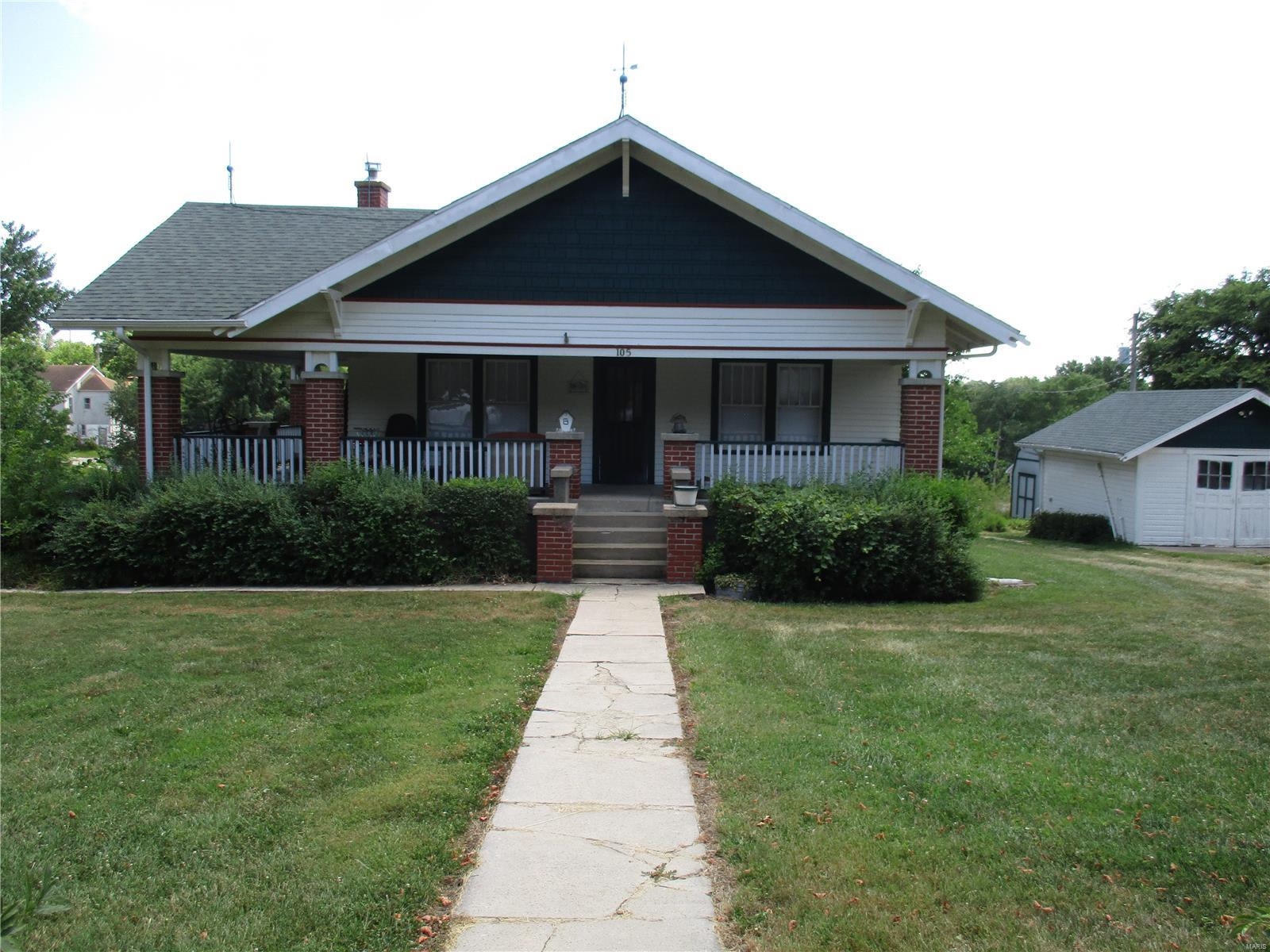 105 College St. Property Photo - Crocker, MO real estate listing