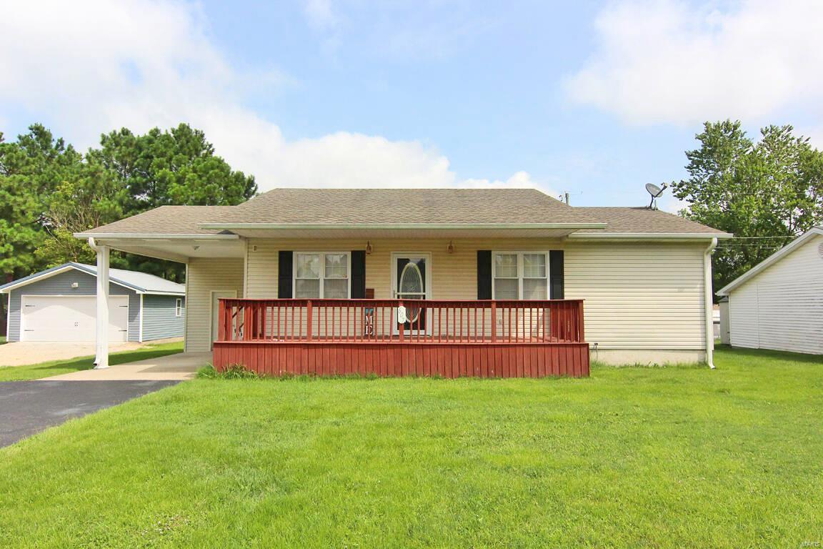607 W Second Street Property Photo - Advance, MO real estate listing