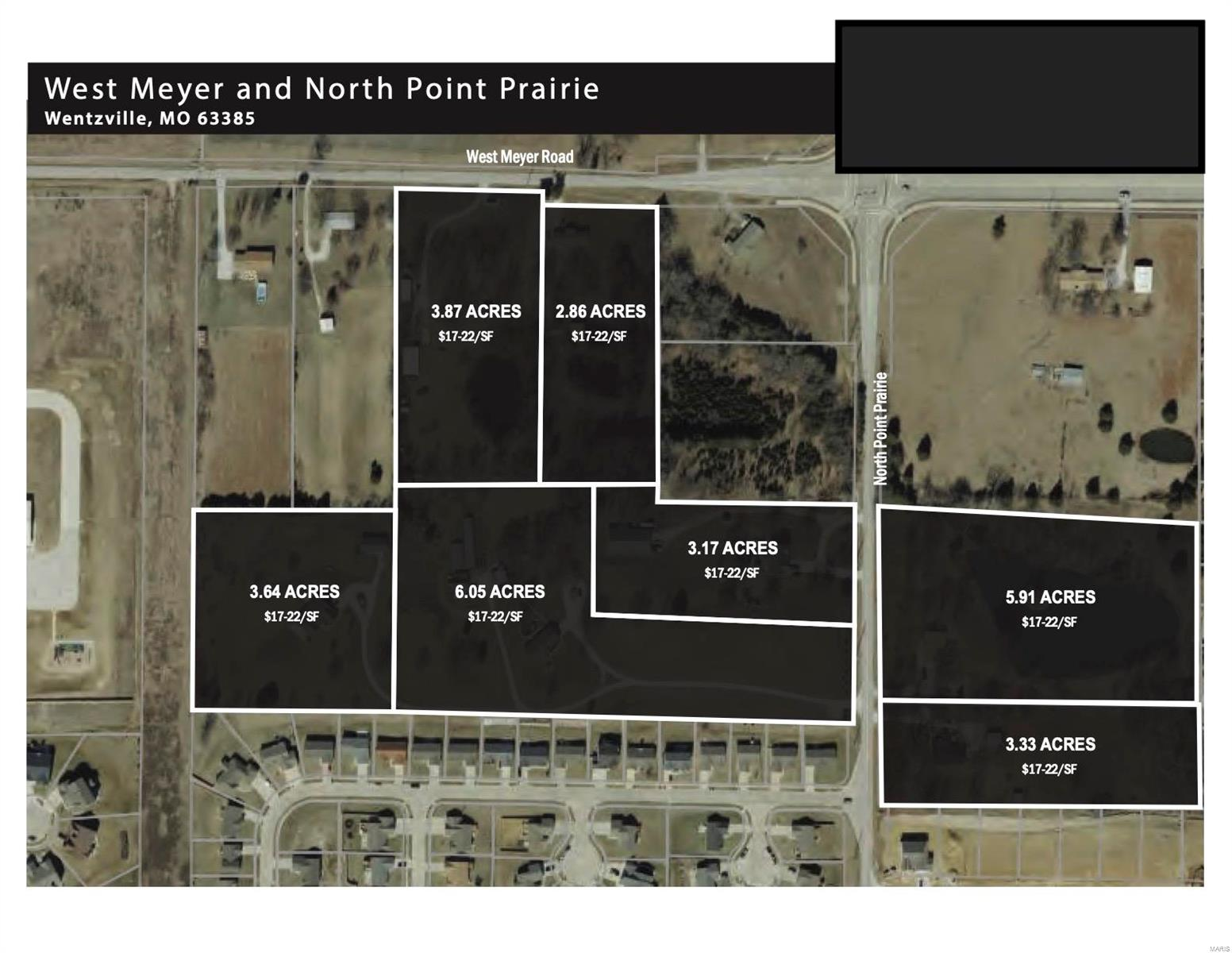 0 West Meyer & Pointe Prairie Road Property Photo