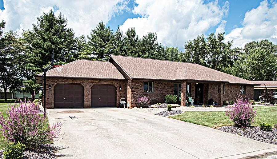 1251 Sunset Drive Property Photo - Breese, IL real estate listing