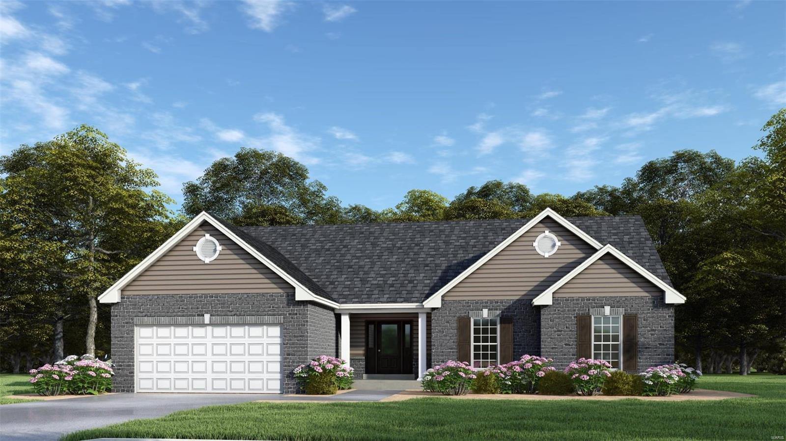 3205 BIG PINEY (Lot 74 HAZELTINE) Property Photo - Festus, MO real estate listing
