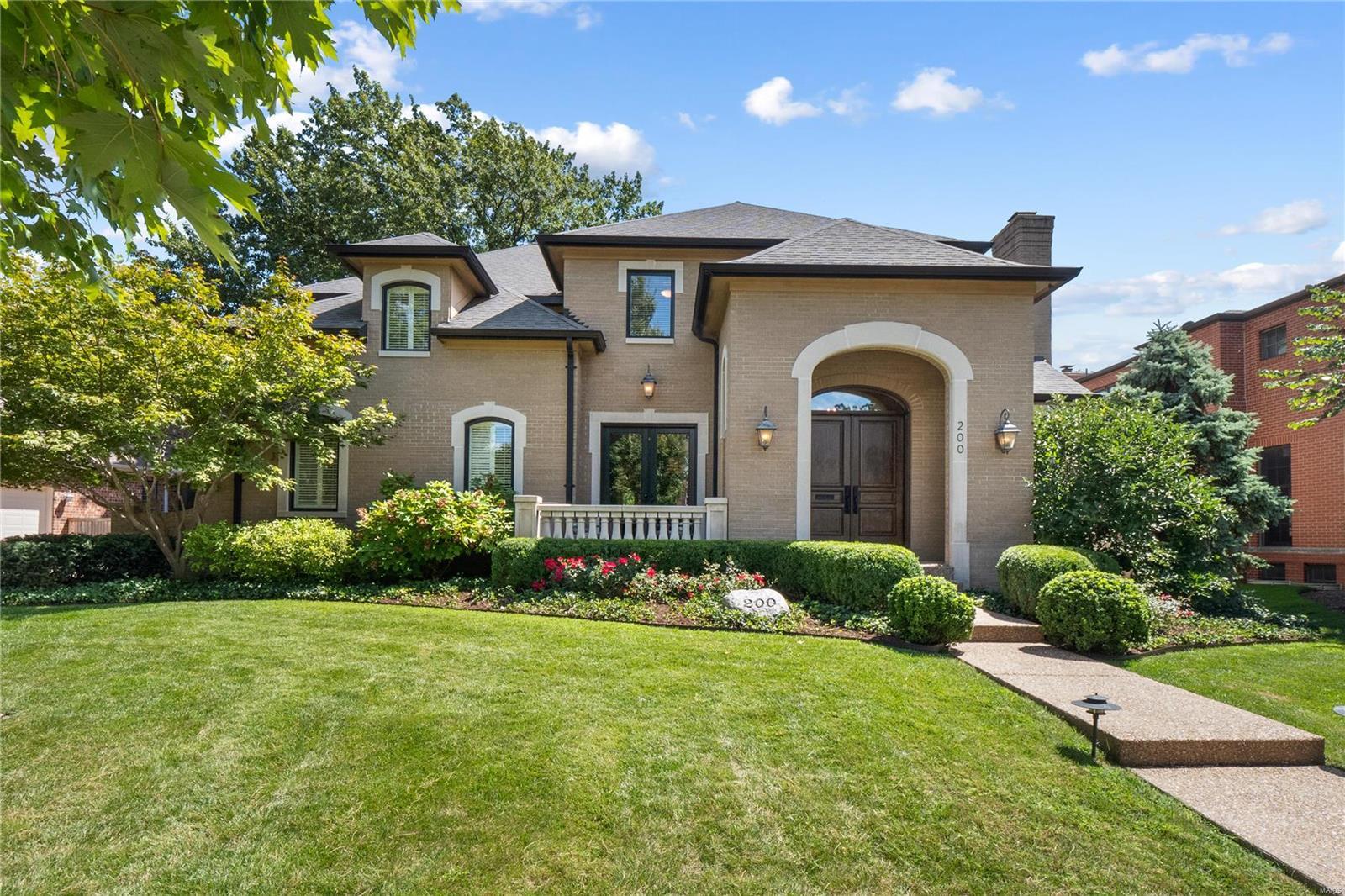 200 Topton Way Property Photo - Clayton, MO real estate listing