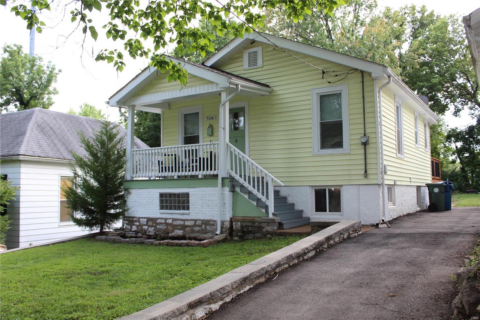 7134 Kensington Avenue Property Photo - St Louis, MO real estate listing