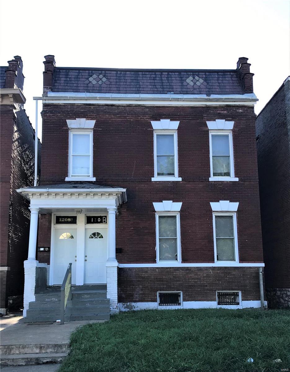 1208 N Euclid Avenue Property Photo - St Louis, MO real estate listing