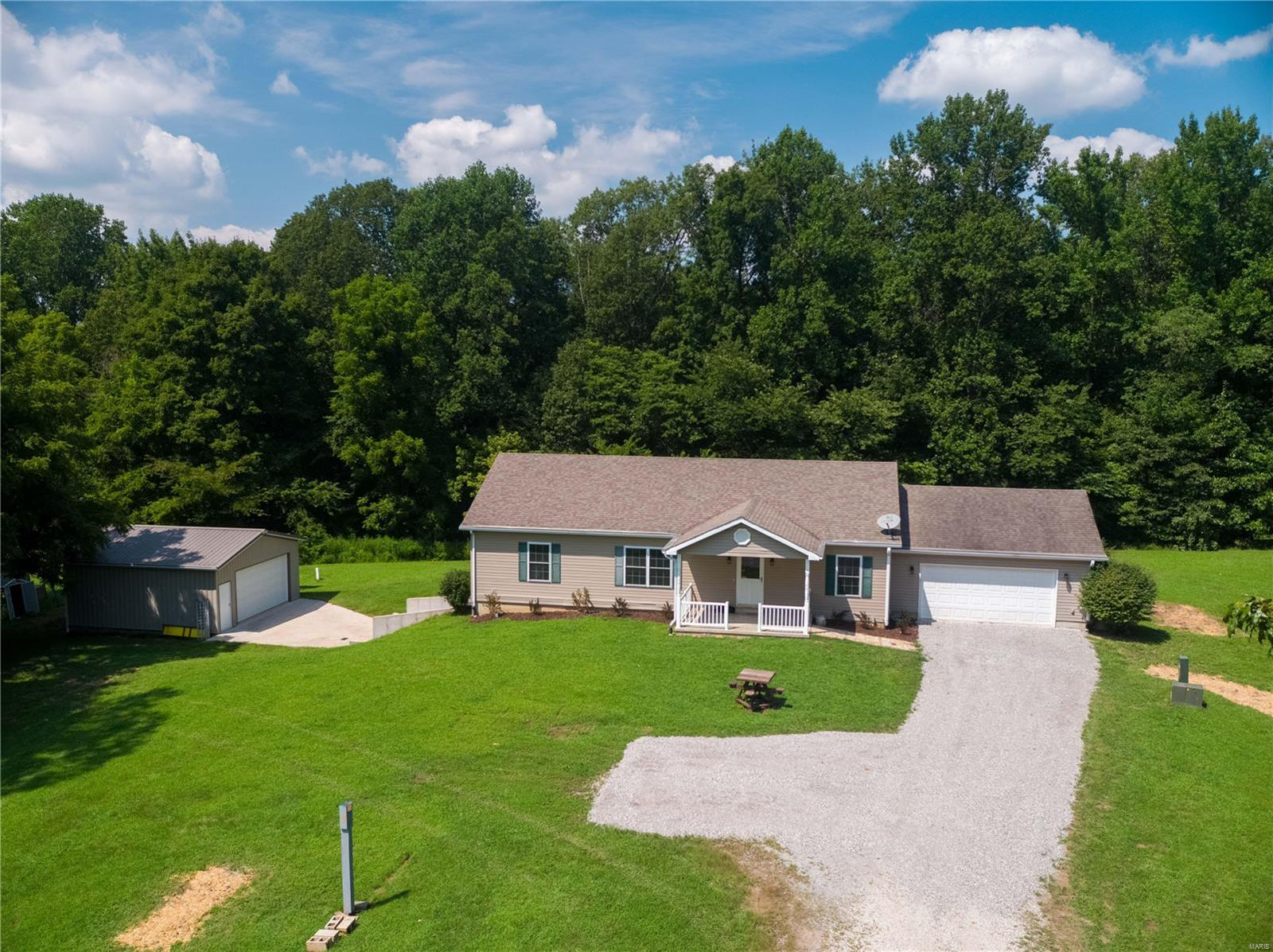 5315 St. Johns Road Property Photo - Dongola, IL real estate listing