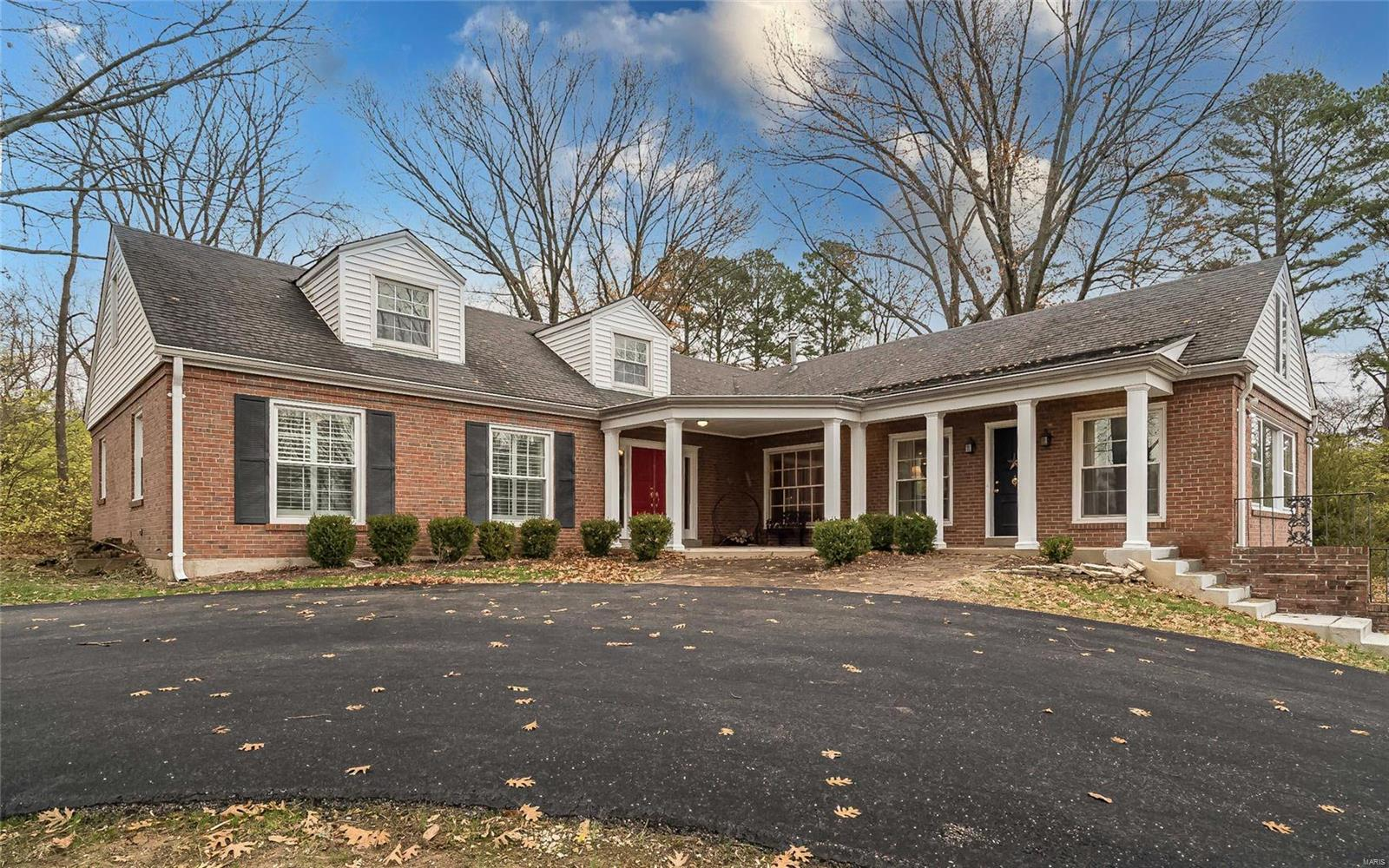 9 Geyer Woods Lane Property Photo - Frontenac, MO real estate listing