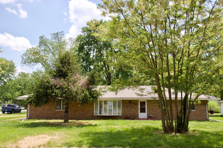 413 E Douglas Property Photo - De Soto, IL real estate listing