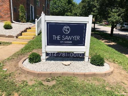 7500 Sussex Avenue #1 Property Photo - St Louis, MO real estate listing