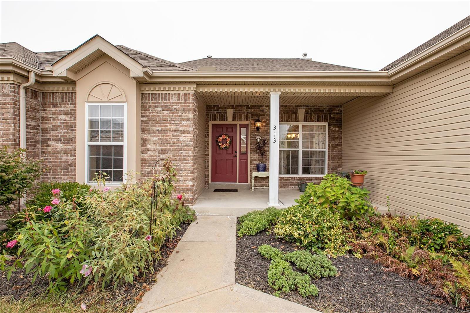 313 Trailhead Way Property Photo - Dardenne Prairie, MO real estate listing