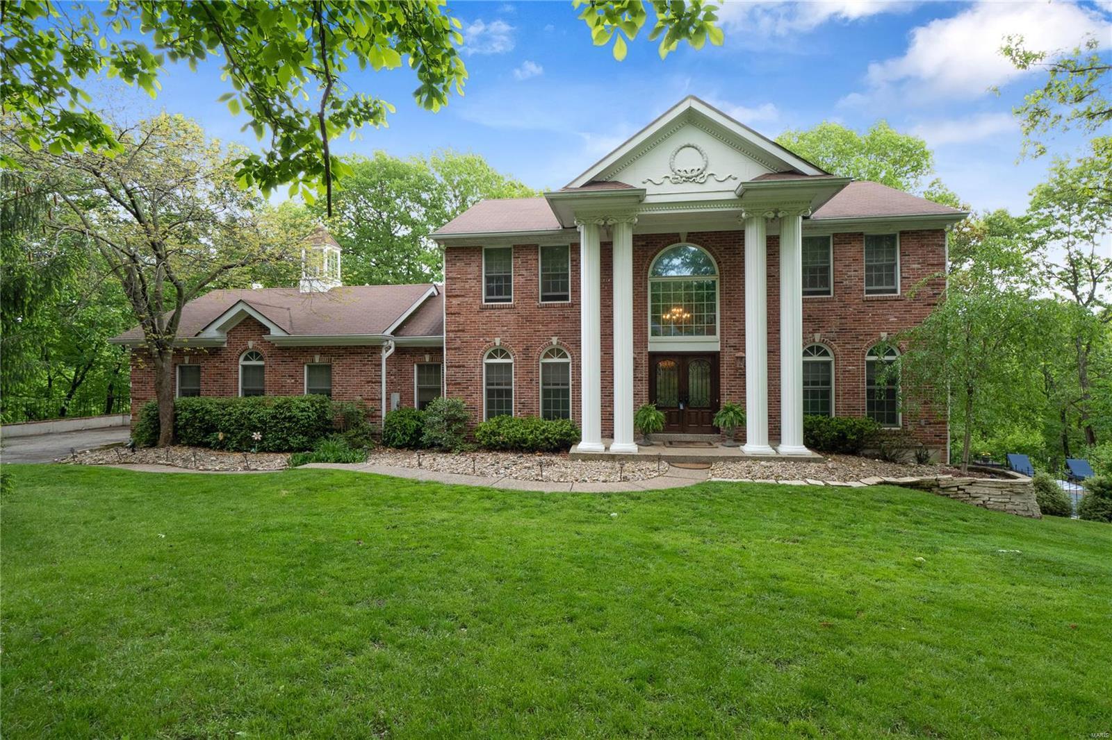 16215 Thornberry Ridge Lane Property Photo - Glencoe, MO real estate listing