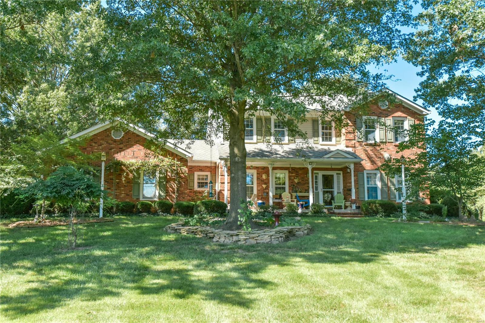 5277 White Oak Drive Property Photo - Smithton, IL real estate listing