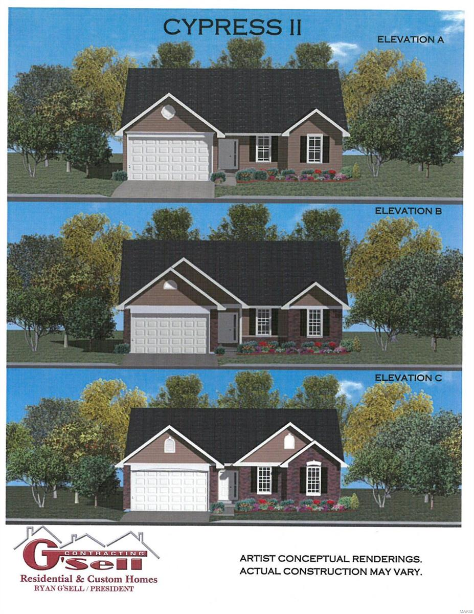0 TBB-LOCKEPORT - CYPRESS II Property Photo - Hillsboro, MO real estate listing