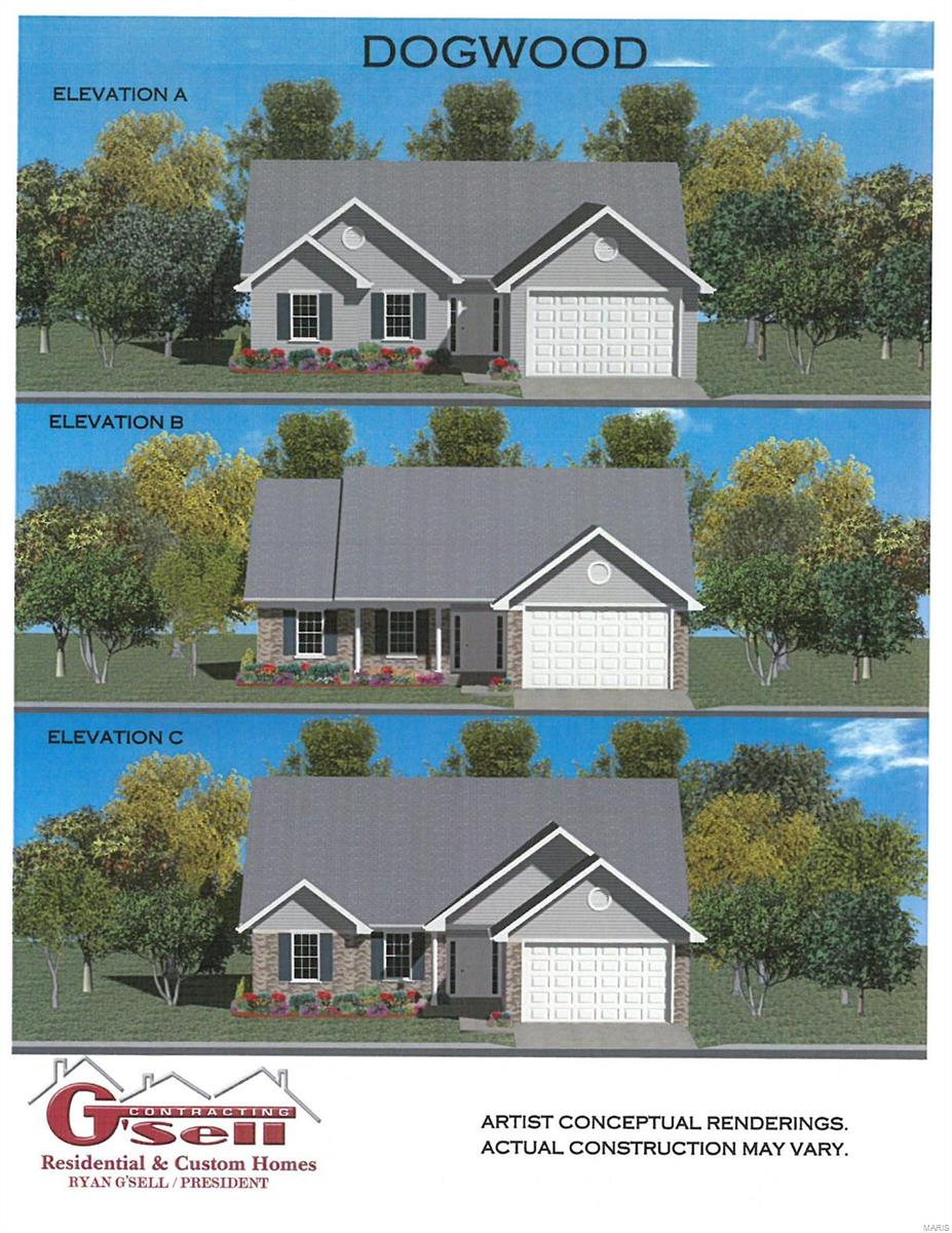 0 TBB-LOCKEPORT-DOGWOOD Property Photo - Hillsboro, MO real estate listing