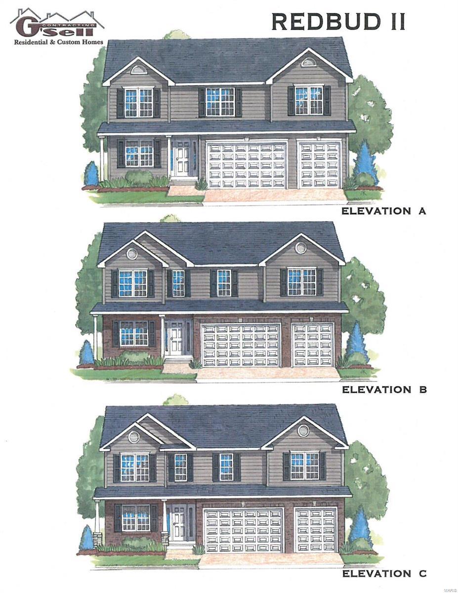 0 Lockeport Landing-REDBUDII Property Photo - Hillsboro, MO real estate listing