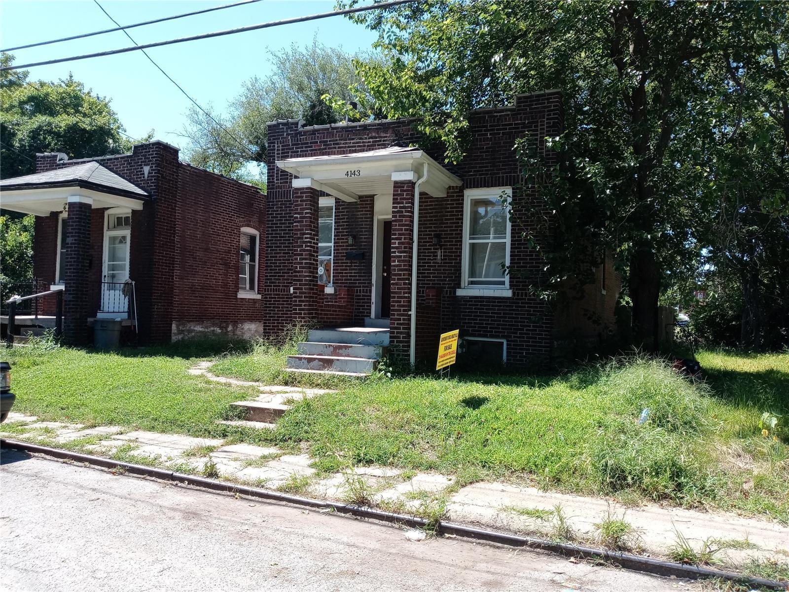 4143 Glasgow Avenue Property Photo - St Louis, MO real estate listing