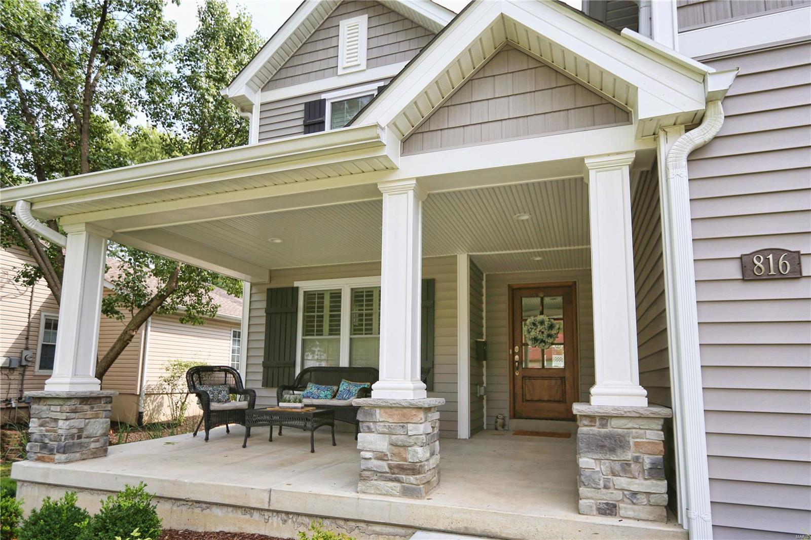 816 N Geyer Property Photo - Kirkwood, MO real estate listing