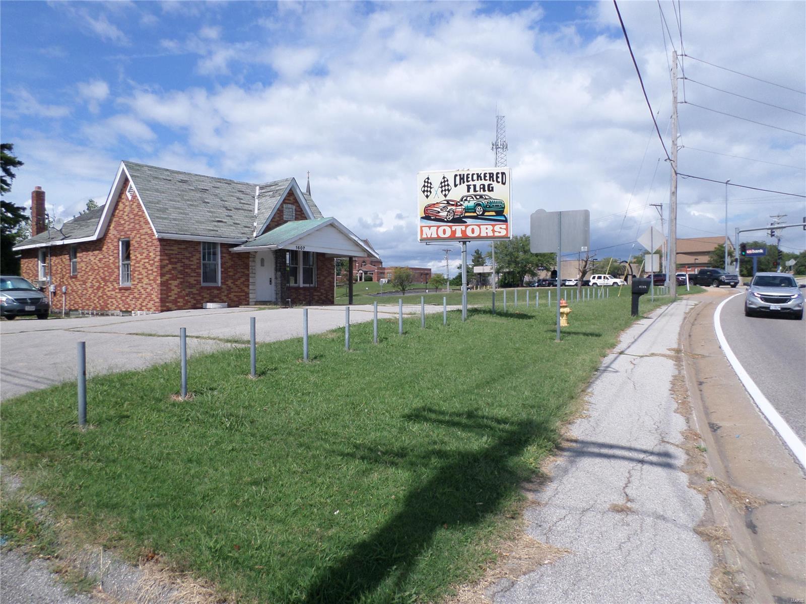 1607 Jeffco Boulevard Property Photo - Arnold, MO real estate listing
