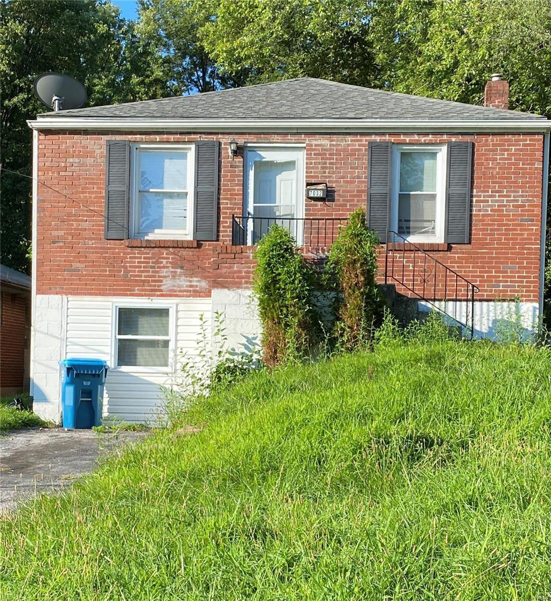 7032 Theodore Avenue Property Photo - St Louis, MO real estate listing