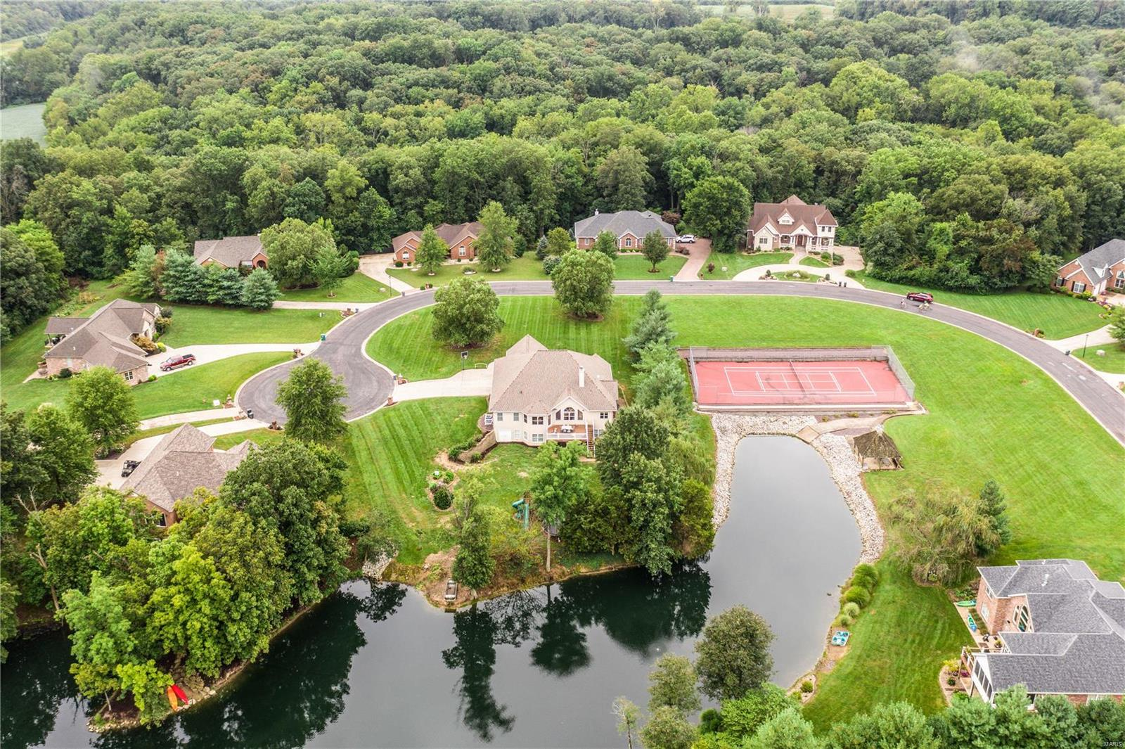 5710 Lake Briar Drive Property Photo - Millstadt, IL real estate listing