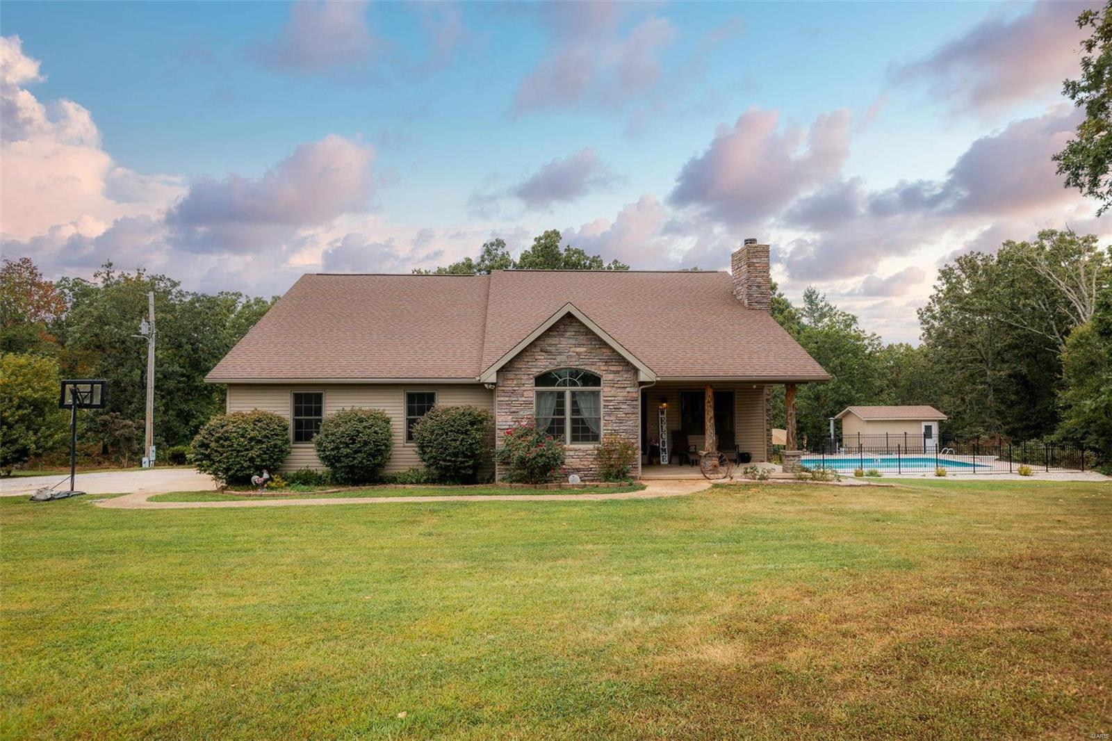 5773 Highway H Property Photo - Salem, MO real estate listing