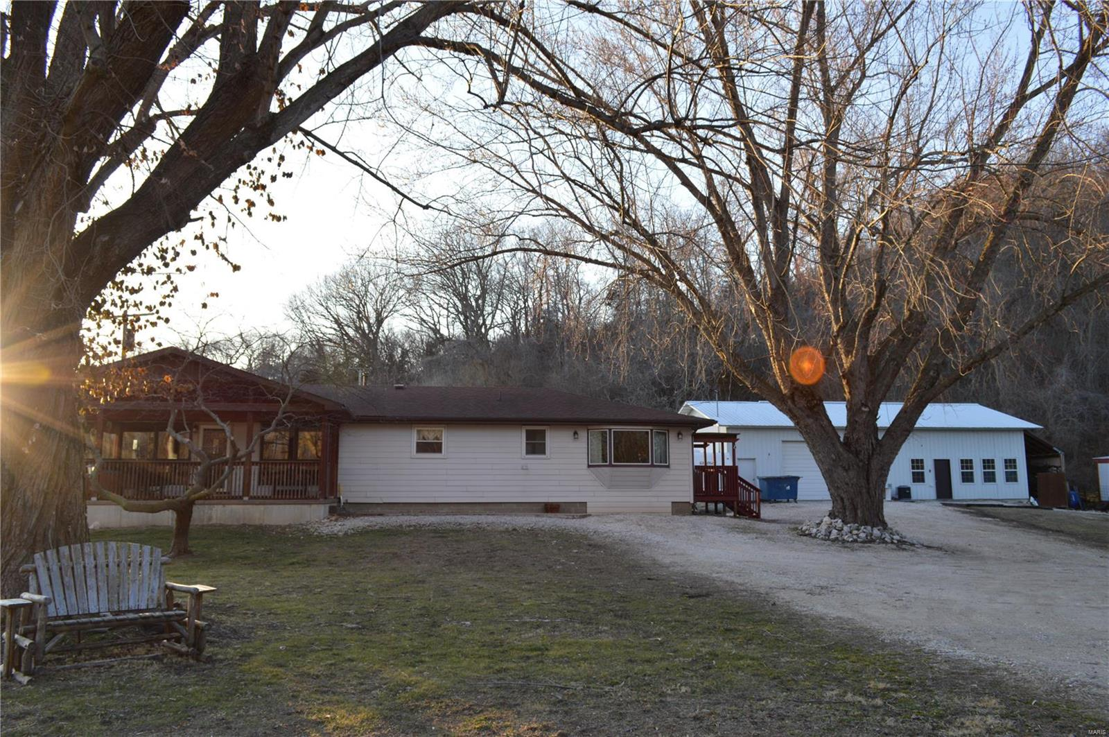 662 BROADWAY S Property Photo - Kampsville, IL real estate listing