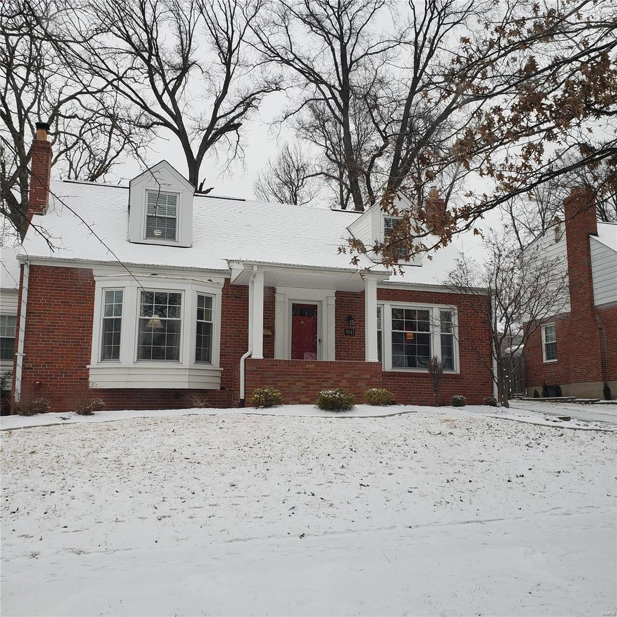 9141 Pine Avenue Property Photo - St Louis, MO real estate listing