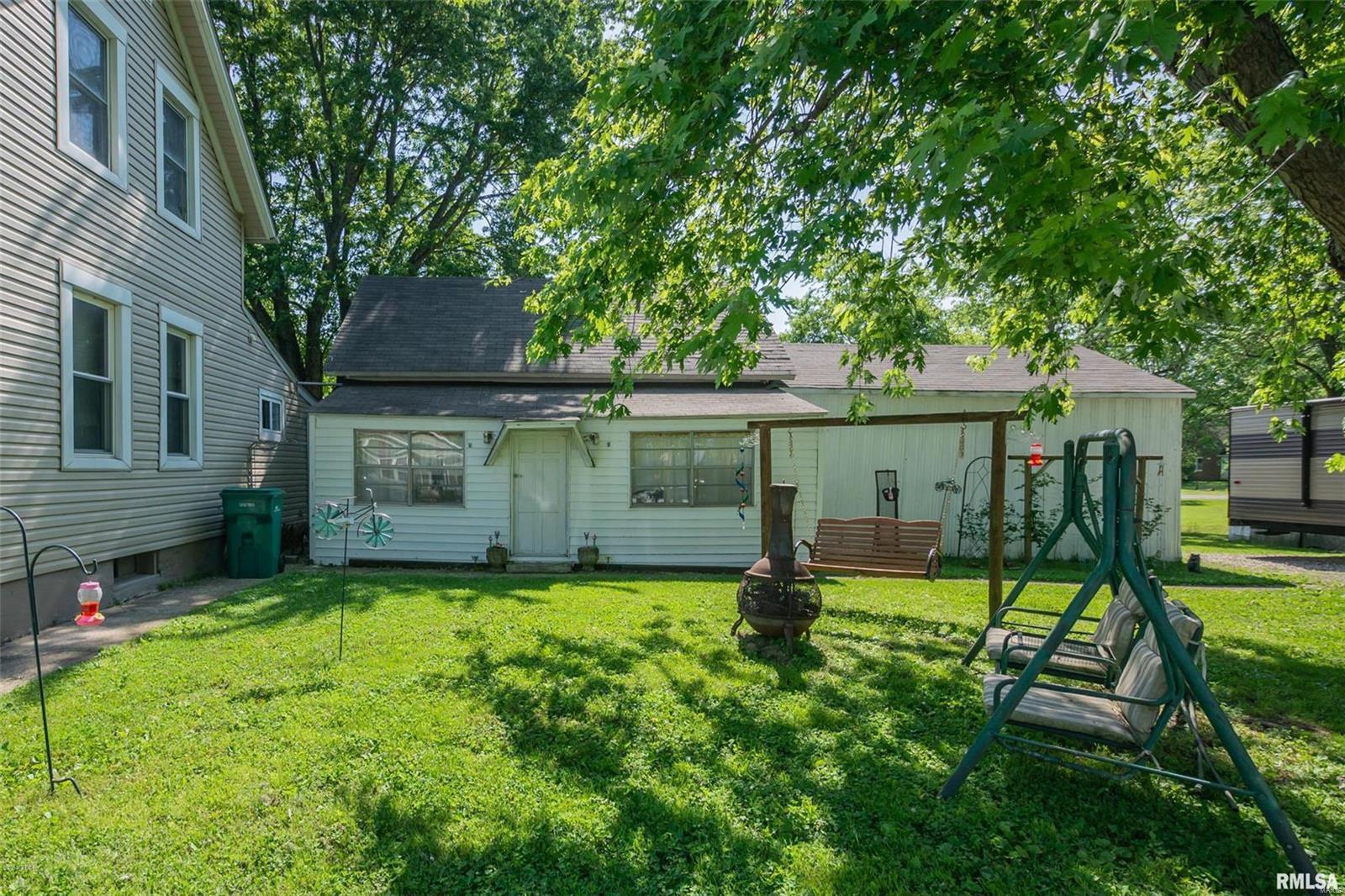 84 W North Street Property Photo - Nashville, IL real estate listing