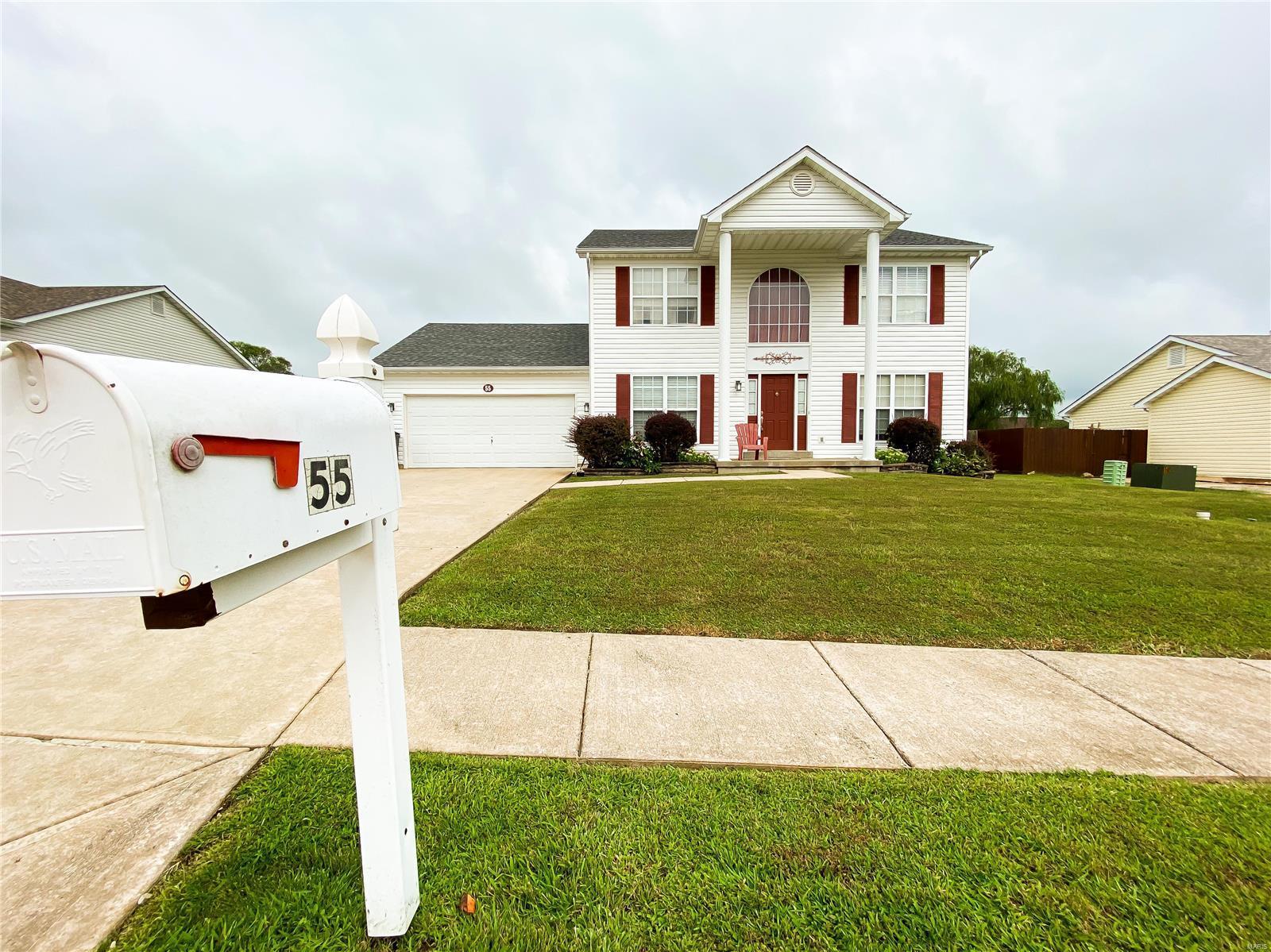 55 Dean Wells Court Property Photo - Warrenton, MO real estate listing
