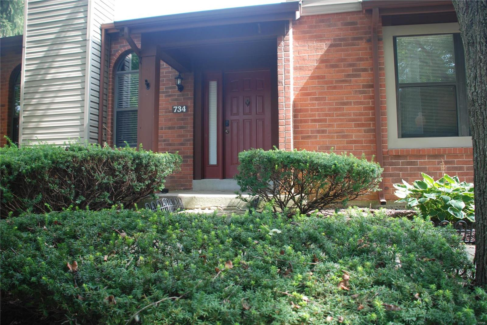 734 Timber Valley Court #a Property Photo