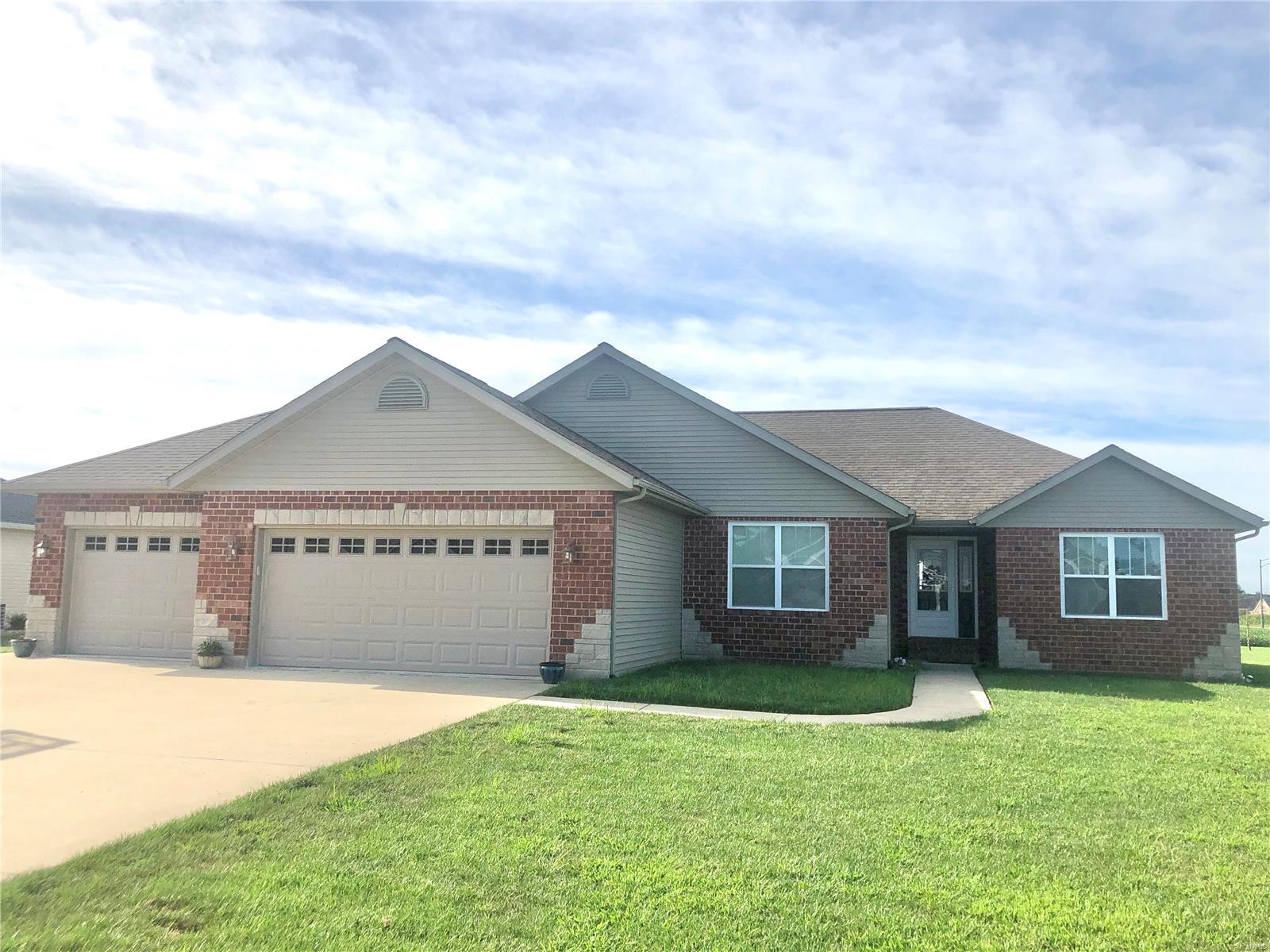 9538 Fieldcrest Place Property Photo - Breese, IL real estate listing