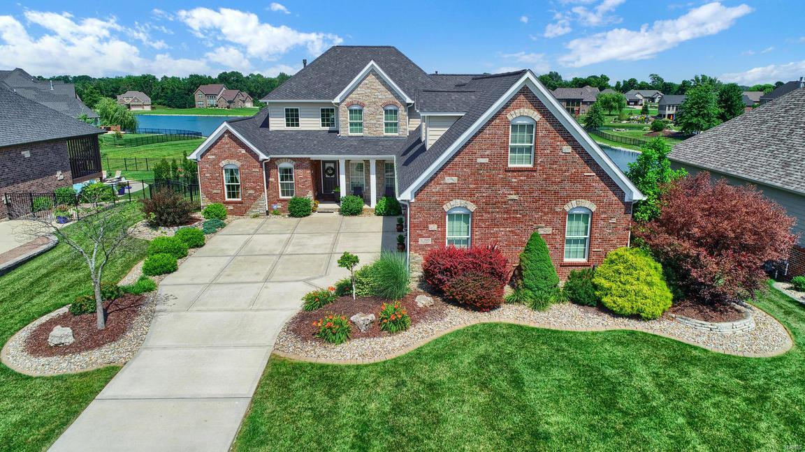 3618 S Arbor Lake Drive Property Photo - Edwardsville, IL real estate listing