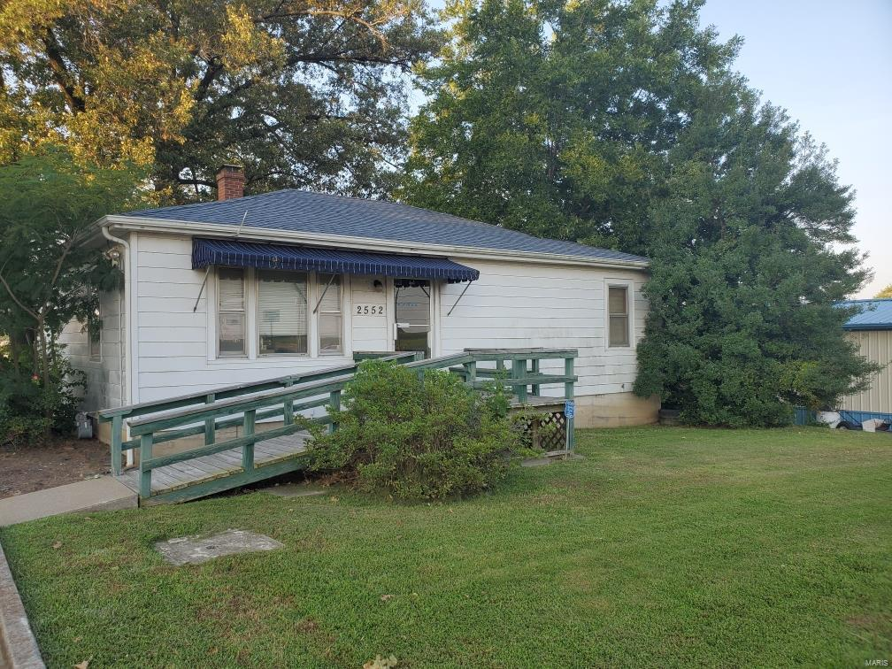2552 Independence Street Property Photo - Cape Girardeau, MO real estate listing