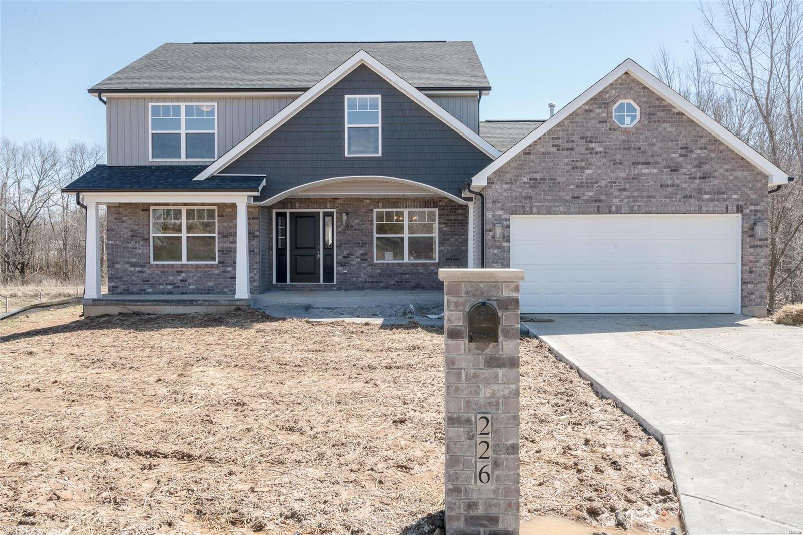3336 Whispering Creek (Lot 183) Drive Property Photo - Festus, MO real estate listing
