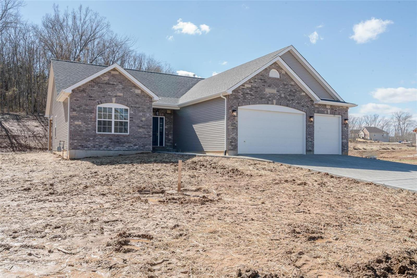 3340 Whispering Creek (Lot 182) Property Photo - Festus, MO real estate listing